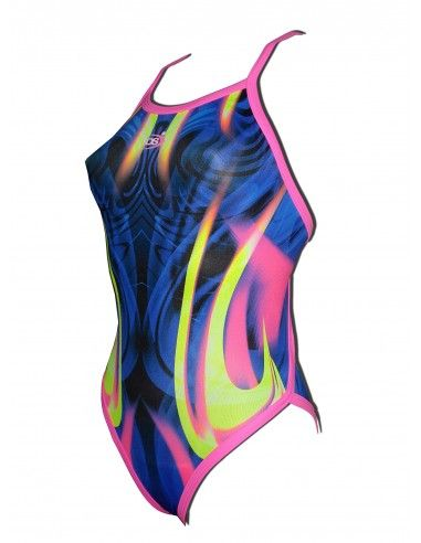Woman Swimsuit DS NEVER- Excellent chlorine resistance, thin strap.