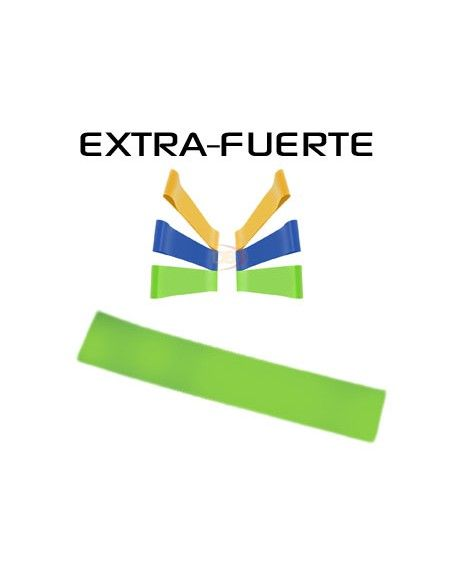CINTA PLANA LÁTEX 2M - 3 RESISTENCIAS