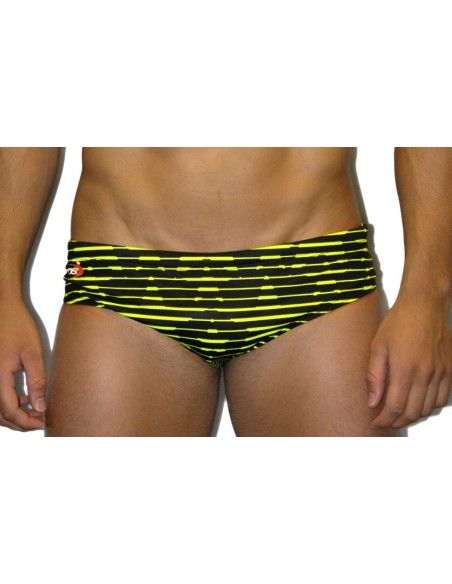 MEN'S WATERPOLO DS SWIMSUIT STAR