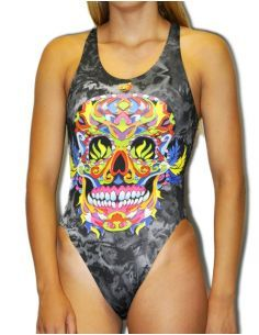 DS SKULL WOMAN SWIMSUIT...