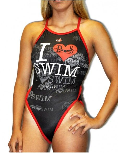 TIRA FINA DS I LOVE SWIM