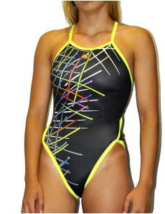 LINEAL WOMAN SWIMSUIT