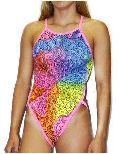 INDIA WOMAN SWIMSUIT