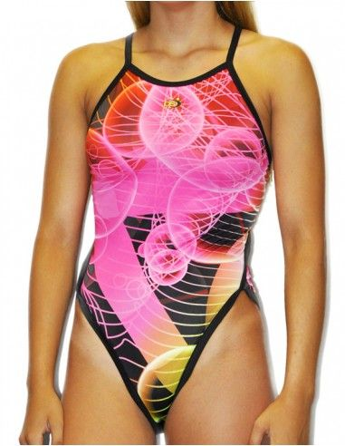 SPIRAL WOMAN SWIMSUIT