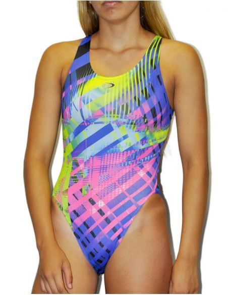 Woman Swimsuit DS OTTO- Excellent chlorine resistance, wide strap.