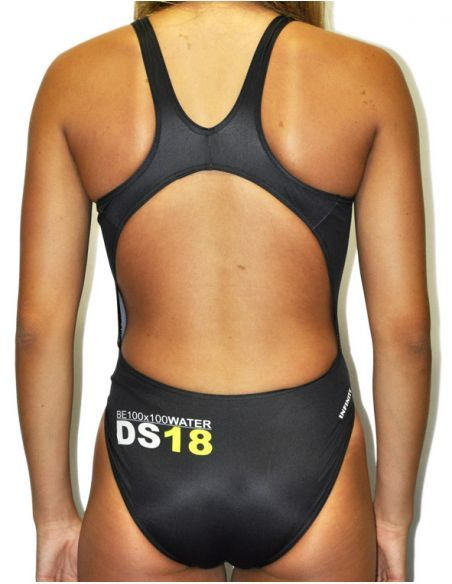 Woman Swimsuit DS DS'18- Excellent chlorine resistance, wide strap.