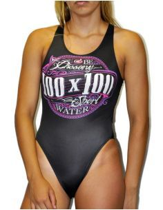 Woman Swimsuit DS 100x100- Excellent chlorine resistance, wide strap.