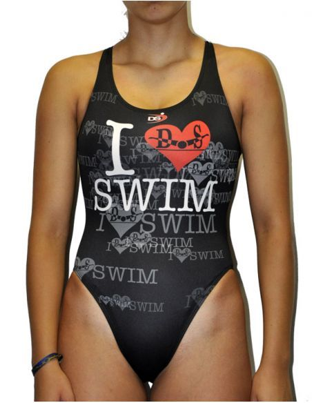 DS I LOVE SWIM WOMAN SWIMSUIT