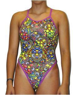 DS BUHOS WOMAN SWIMSUIT...