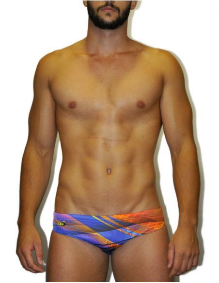 MEN'S WATERPOLO DS SWIMSUIT CAPRI