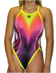 DS CREMONA WOMAN SWIMSUIT THIN STRAP