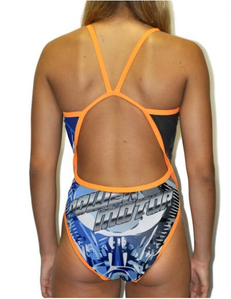 DS FOREVER WOMAN SWIMSUIT THIN STRAP