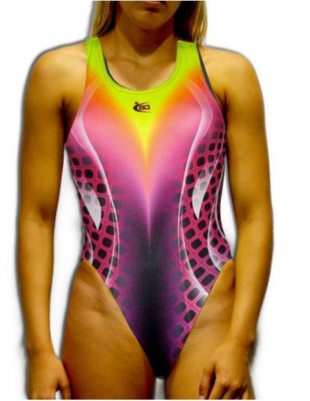 DS CREMONA WOMAN SWIMSUIT WIDE STRAP