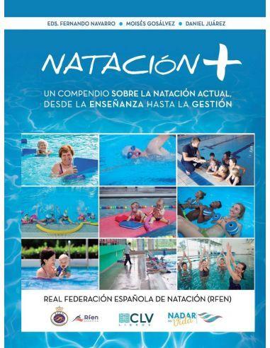 """LIBRO """"NATACIÓN +"""""""