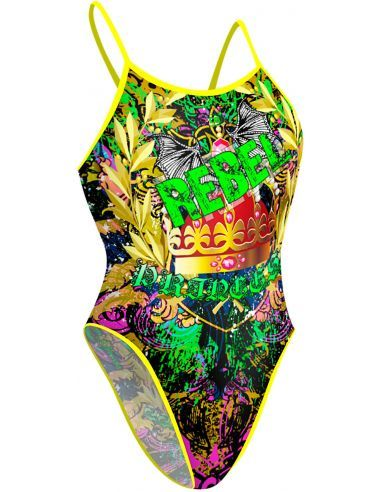 DS PRINCES REBEL WOMAN SWIMSUIT THIN...