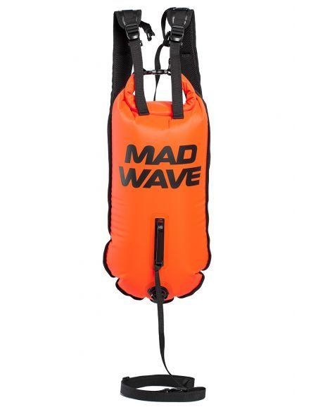 Boya mochila aguas abiertas Madwave