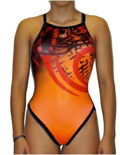 DS XIN WOMAN SWIMSUIT THIN...