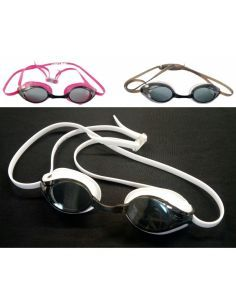DS MATRIX SWIMMING goggle PINK - SMOKE - WHITE