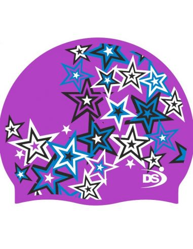 DS SWIMMING CAP STARS