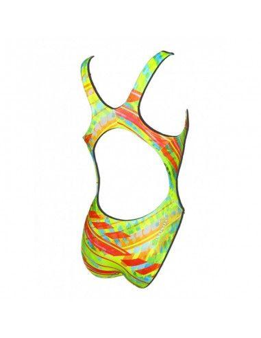 Woman Swimsuit DS BATTLE GEAR- Excellent chlorine resistance, wide strap.