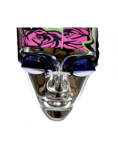 DS START MIRROR SWIMMING GOGGLES