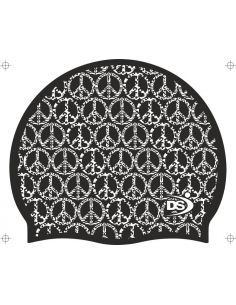 DS SWIMMING CAP PEACE