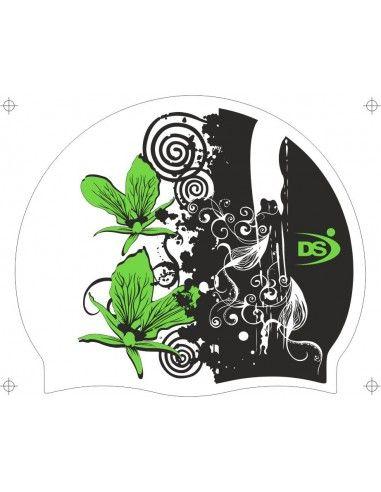 DS SWIMMING CAP ORQUIDEA