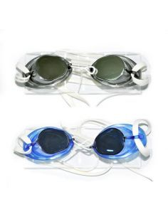 DS DUAL MIRROR SWEDISH SWIMMING GOGGLES