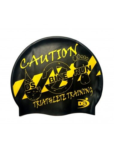 DS SWIMMING CAP TRI-TRAINING
