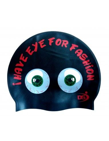 DS SWIMMING CAP  EYES